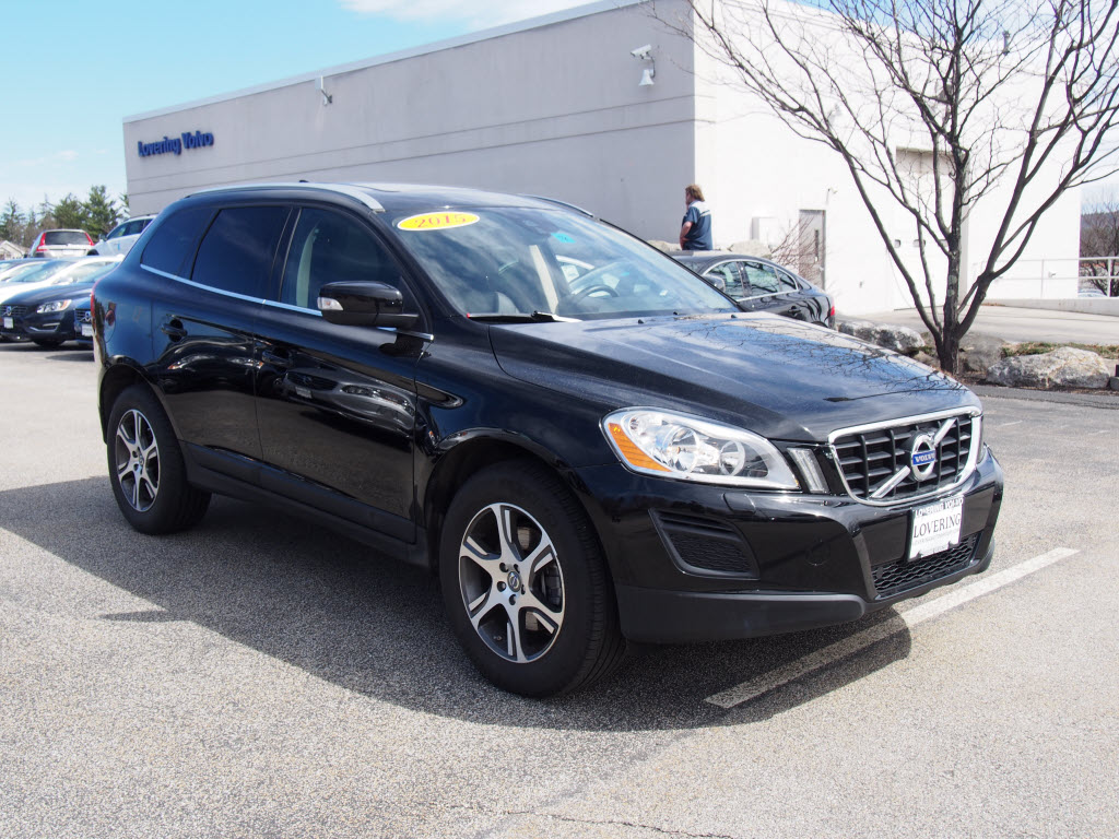 2013 volvo xc60 t6 awd all wheel drive suv lovering mitsubishi. Black Bedroom Furniture Sets. Home Design Ideas